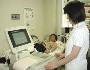 心電図検査01